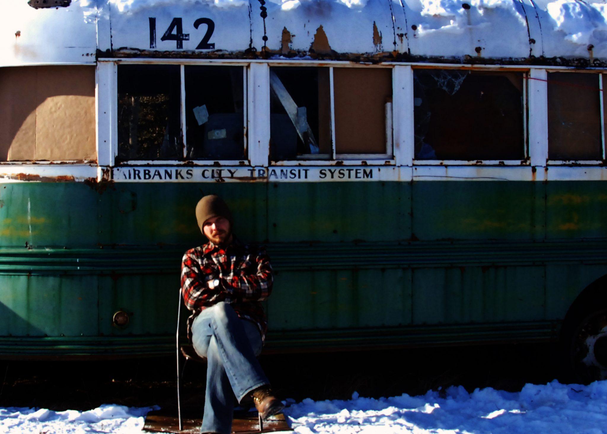 Finding Into the Wild's Magic Bus | freewheelings.com