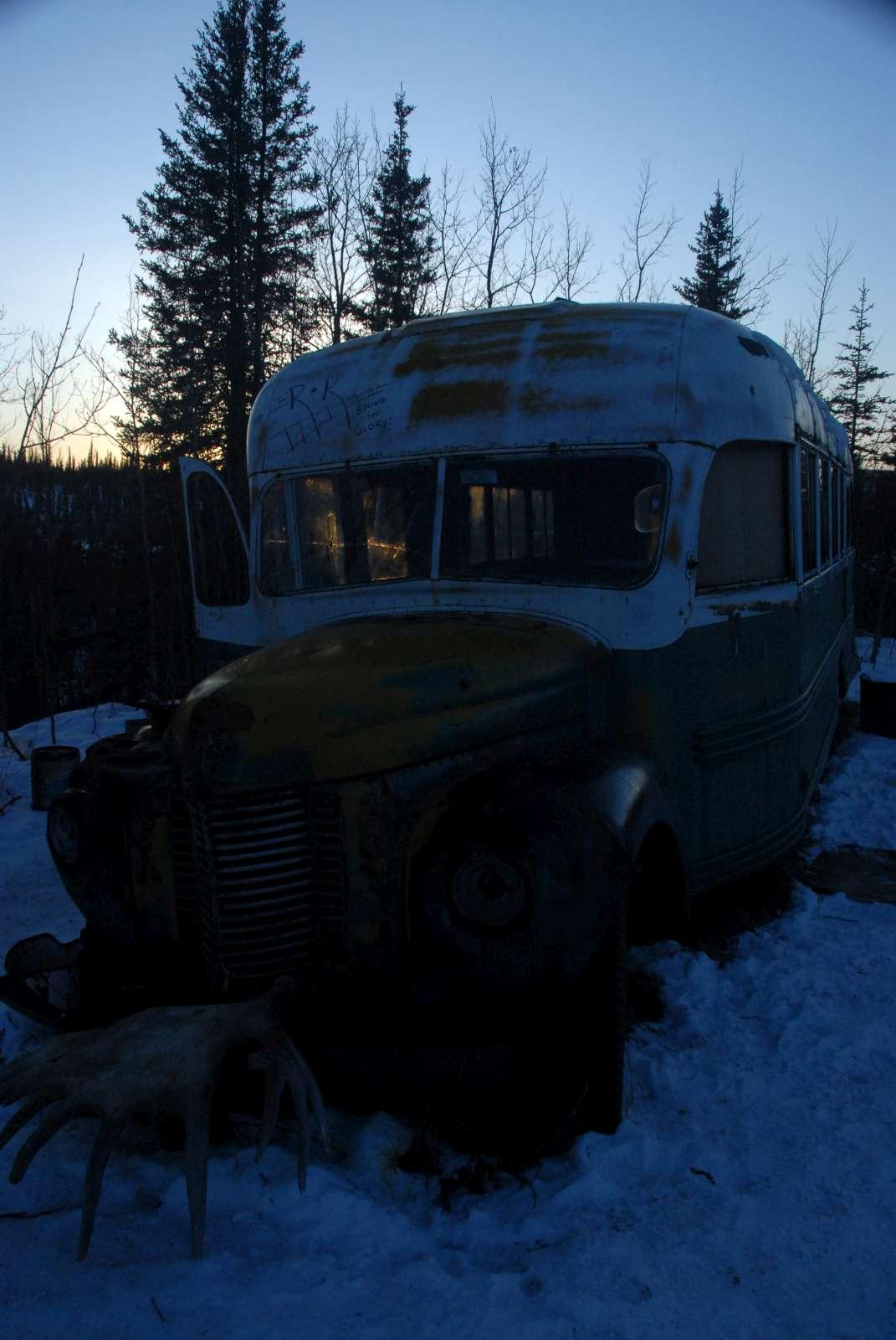 Finding Into the Wild's Magic Bus – freewheelings.com