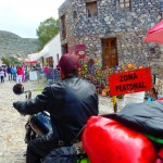 Motorcycle to South America – Real de Catorce, Mexico