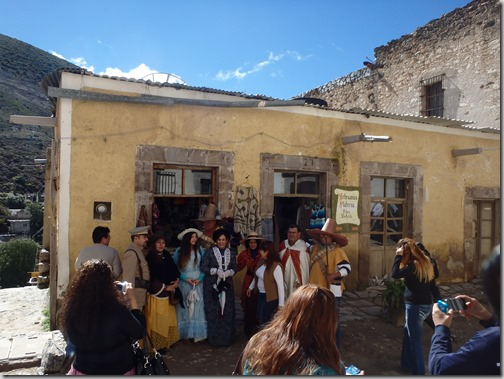 real de catorce period dress