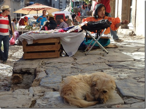 real de catorce street vendor
