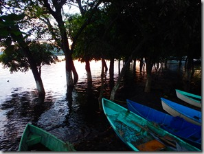 Catemaco Lake Veracruz Mexico