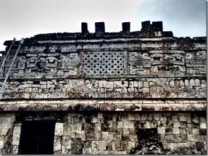 Motorcycle to South America – Chichen Itza