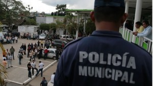 Municipal Police – First Encounter
