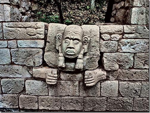 Copan Ruin Ruinas Honduras 8