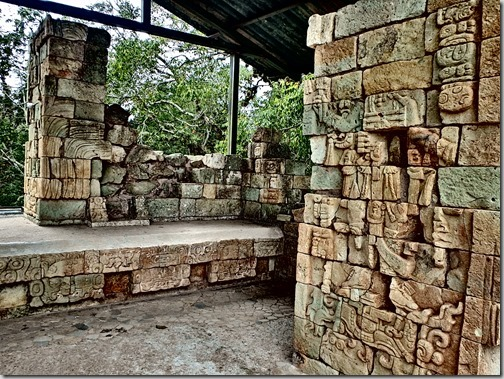 Copan Ruin Ruinas Honduras 10