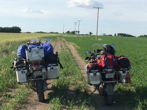 Motorcycle to the Arctic Circle – Cleveland to Calgary
